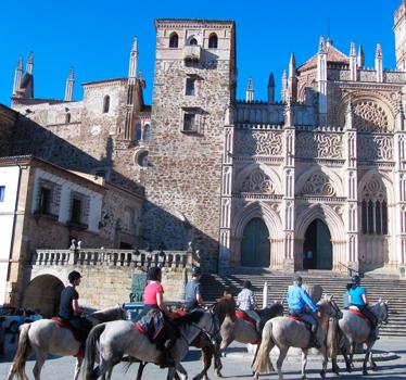 Trujillo - Guadalupe Ride